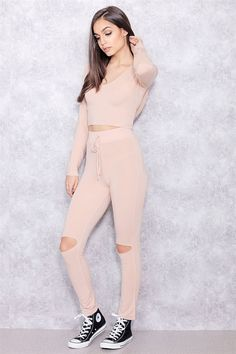 Chill Vibes Two-Piece Set