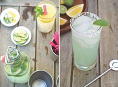Easy Lemonade Cocktails   Drinks!