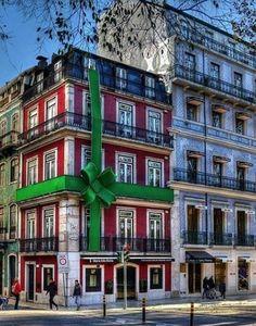 Av da Liberdade Lisboa, Portugal