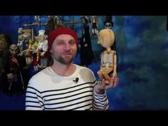 Become a puppeteer easy and fast with ANY | Czech Marionettes