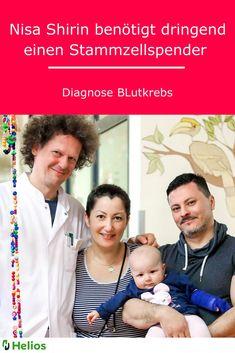 Mit nur zirka drei Monaten erhielt die kleine Nisa Shirin aus Berlin die Diagnose Blutkrebs. Nach einer mehrmonatigen Chemotherapie ist nun klar: Nur eine Stammzelltransplantation kann dem acht Monate alten Säugling helfen. Movie Posters, Movies, First Aid, Films, Film Poster, Film Books, Film Posters, Movie Theater