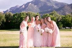 Those fashion style bridesmaid dresses which make your main bridesmaid outshine others.
