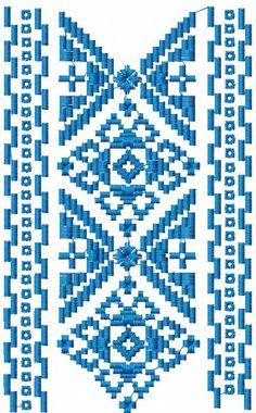 Dress decoration free embroidery design 6 - Decoration element - Machine embroidery community