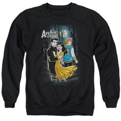 "Checkout our #LicensedGear products FREE SHIPPING + 10% OFF Coupon Code ""Official"" Archie Comics / Cover #146 - Adult Crewneck Sweatshirt - Archie Comics / Cover #146 - Adult Crewneck Sweatshirt - Price: $39.99. Buy now at https://officiallylicensedgear.com/archie-comics-cover-146-adult-crewneck-sweatshirt"