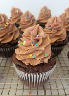 Easy Nutella Frosting - Sugared Sentiments