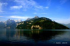 Brunnen, Switzerland.  ©katietheis