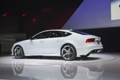 Audi RS 7 unveil at NAIAS 2013
