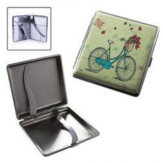 Love Bisiklet Tasarımlı Sigara Tabakası