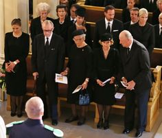 Princess Ragnhild of Norway funeral