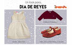 Looks de fiesta para niña: El día de Reyes  http://www.tiendaspapos.com/blog/looks-de-fiesta-para-el-dia-de-reyes/ #manueladejuan #derhykids #monnalisa #instapic #look #niña #outfit #conjunto #ropa #moda #ideas #vestido #zapato #zapatolujo #luxuryshoes