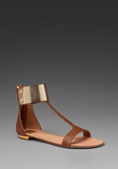 Dolce Vita Bagley Leather Sandal in...    $119.00