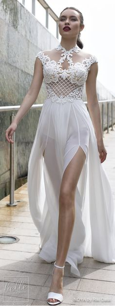 NOYA By Riki Dalal Wedding Dress Spring 2019 : Forever Bridal Collection - SALLY