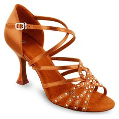 Bloch Marcella Latin Dance Shoes S0820SB | Dancesport Fashion @ DanceShopper.com