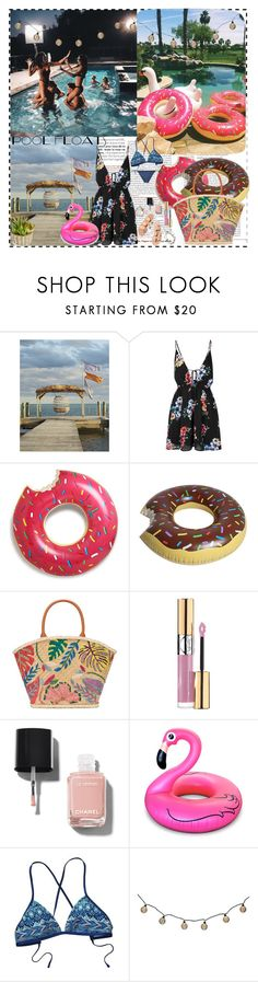 """Untitled #730"" by im-a-daydreamer ❤ liked on Polyvore featuring interior, interiors, interior design, home, home decor, interior decorating, Glamorous, Ancient Greek Sandals, Tory Burch and Yves Saint Laurent"