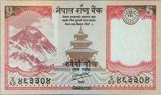 20 Rupee, Nepal.