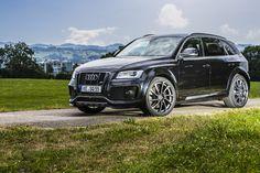 ABT Sportsline #Audi SQ5 #TDI #cars #suv #luxury #diesel #cartuning #turbo #abtsportsline More Car Tuning >> http://www.motoringexposure.com/aftermarket-tuned/