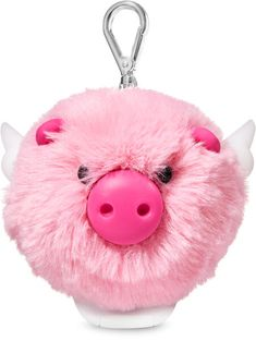 Find Flying Pig Pom PocketBac Holder at Bath And Body Works. Homemade Wedding Gifts, Homemade Anniversary Gifts, Year Anniversary Gifts, Anniversary Ideas, Bath N Body Works, Bath And Body, Fancy Robes, Hand Sanitizer Holder, Cute School Supplies