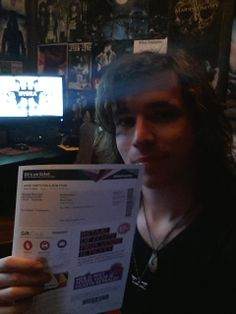 #WTworldtour Amsterdam May 2 :D Omg I Can't wait. The music of WT helped me trough a lot of hard times :) Thankyouguys! And I Preordered the Hydra Deluxe box :D