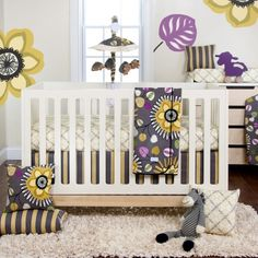 Pretty baby bedding sets for girls