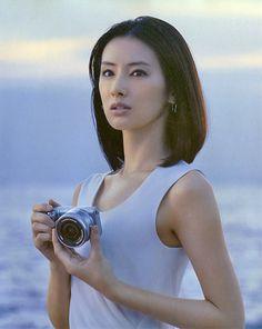 Keiko Kitagawa (Japanese actress). SONY catalog 2013.(^。^)〆