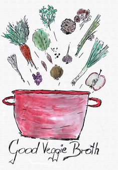 Polish red borscht for Christmas :: readeat. Borscht, Winter Food, Rooster, Veggies, Cooking, Red, Christmas, Polish, Apple