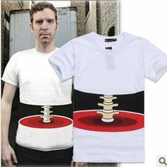 The design of the pattern looks interesting, a scary, very suitable for young people enjoy fashionable avant-courier.
