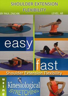 Gymnastics Arms Back and Behind The Body Shoulder Range of Motion Gymnastics Flexibility, Stretches For Flexibility, Body Stretches, Flexibility Workout, Stretching, Shoulder Range Of Motion, Shoulder Flexibility, Health And Wellness, Health Care