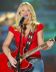 Miranda Lambert on Nashville Star