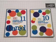 Boy birthday cards