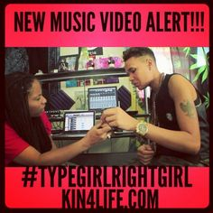 """KIN4LIFE Expose Relationship Drama In New Music Video """"Type Girl, Right Girl"""" www.kin4life.com """"Type Girl, Right Girl"""" was written, produced, and mixed by KI..."""
