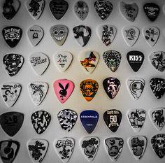 Guitar picks!