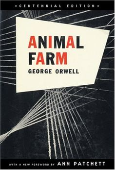 This is another book that was written years ago but is still 100% relevant today. Orwell is a master storyteller and hammers home key points of issues in society.