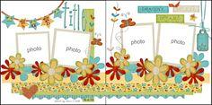 for 4 photos Scrapbook Sketches, Scrapbook Page Layouts, Scrapbooking Ideas, Scrapbook Pages, Sketch 4, Photo Sketch, Sketch Ideas, Page Maps, 4 Photos