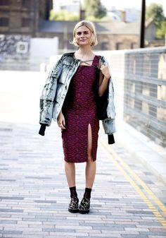 In Title A and Topshop | pandorasykes.com