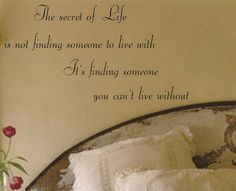 Wall decal  LOVE THIS ONE