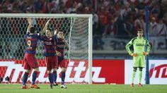 Barcelona se corona campeón Mundial de Clubes