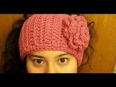 Gorro paso a paso en crochet(ganchillo) para mujer - YouTube