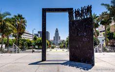 Door to the city hall