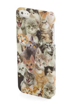 Meow Can I Help You? iPhone 5/5s Case