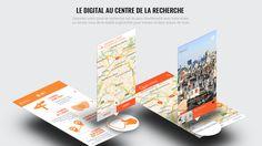 Geoimmo - application digitale de recherche immobilière innovante - tutoriel réalité augmentée