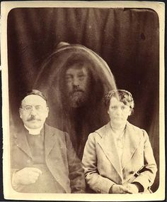 """""""Science vs. Seance"""" Spirit Photographs from the American Museum of Photography"""