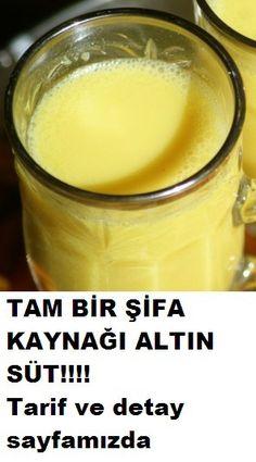 Şifa kaynağı altın süt tarifi