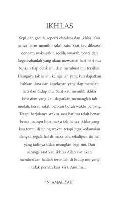 Quotes inspirational deep indonesia 49 Ideas for 2019 Islamic Inspirational Quotes, Islamic Quotes, Muslim Quotes, New Quotes, Girl Quotes, True Quotes, Words Quotes, Funny Quotes, Allah Quotes