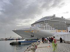 Overview of MSC Splendida western Mediterranean cruise travel journal on a 7-day cruise from Barcelona, Tunis, Malta, Messina, Civitavecchia, Genoa, and Marseille