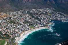 Camps Bay and Bakeoven (Cape Town) Aerial View, Cape Town, South Africa, River, Explore, Country, Places, Outdoor, Beautiful