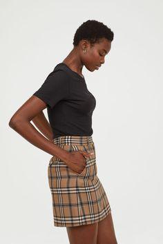 0df4939d14fec3 11 beste afbeeldingen van geruite rok (1) - Plaid skirts