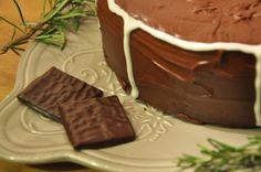 After-Eight Cake
