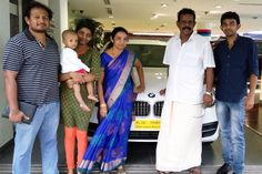 Blissful Moment!!! The Handover Ceremony of ‪#‎BMW520d‬ Prestige to Mr. D Saji Kumar on 23-6-2016