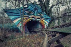 Os 40 lugares abandonados mais assombrosos do mundo
