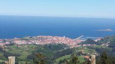 Bermeo en Bizkaia, País Vasco